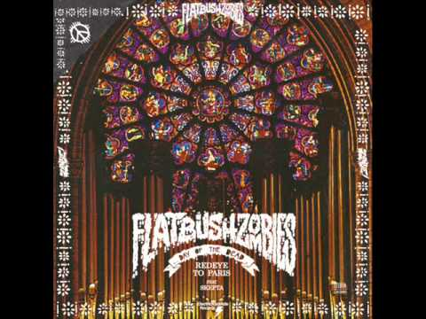 Flatbush ZOMBiES - RedEye to Paris Ft. Skepta (Prod. By Erick Arc Elliott) (Slowed)