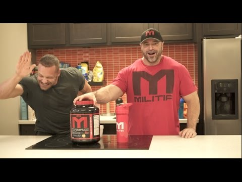 Blueberry Muffin MTS Whey LIMITED TIME FLAVOR! | Tiger Fitness