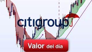 Trading en Citigroup por Andrés Jiménez en Estrategiastv (08.09.14)