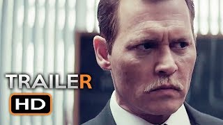 City of Lies Official Trailer #1 (2018) Johnny Depp, Forest Whitaker Crime Drama Movie HD