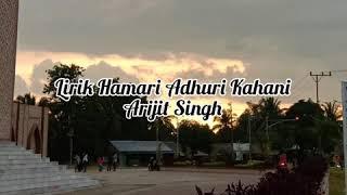 Download Hamari Adhuri Kahani Song & Lirik