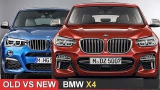 Old Vs New BMW X4 ► See The Differences