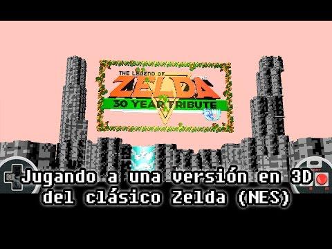 Versión en 3D del clásico The Legend of Zelda para navegadores