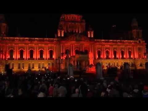 [HD1080p50] Nine Nights (Outdoor Theatre), Belfast City Hall 2015