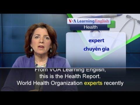 Phát âm chuẩn - Anh ngữ đặc biệt: Processed Meat/Cancer (VOA)