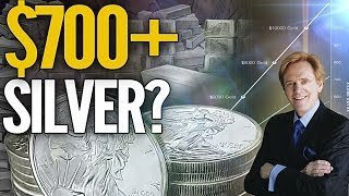 $700+ Silver? Here's How It Could Happen - Mike Maloney