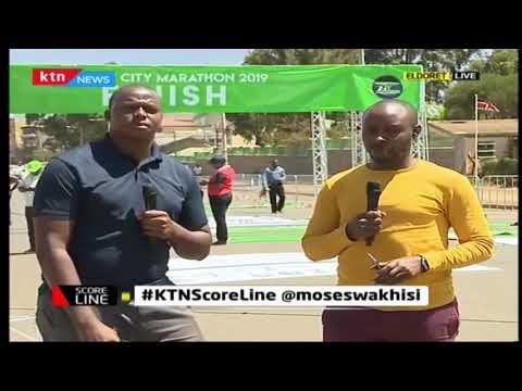 SCORELINE: Eldoret City marathon