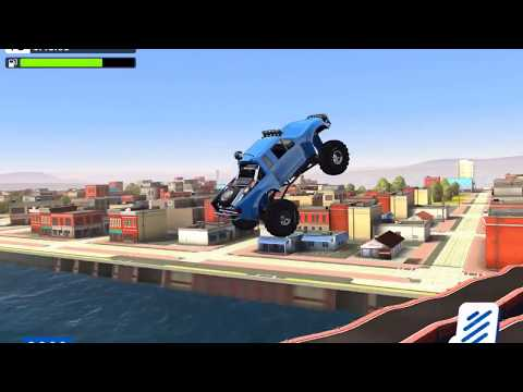 MMX HILL DASH Monster Truck / Trophy Truck / The Beast GT Gameplay Android / iOS Offroad Racing
