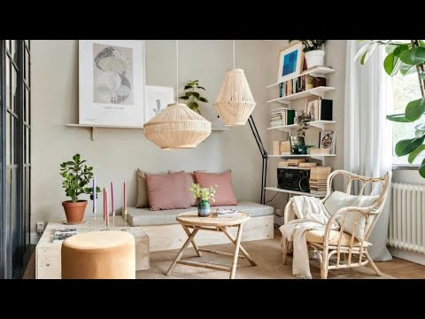 🍍 Interior Design | Tiny Scandi-Styled Apartment In Malmö
