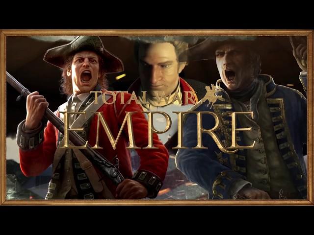 Empire: Total War Intro   Lionheartx10's USA Darthmod Campaign