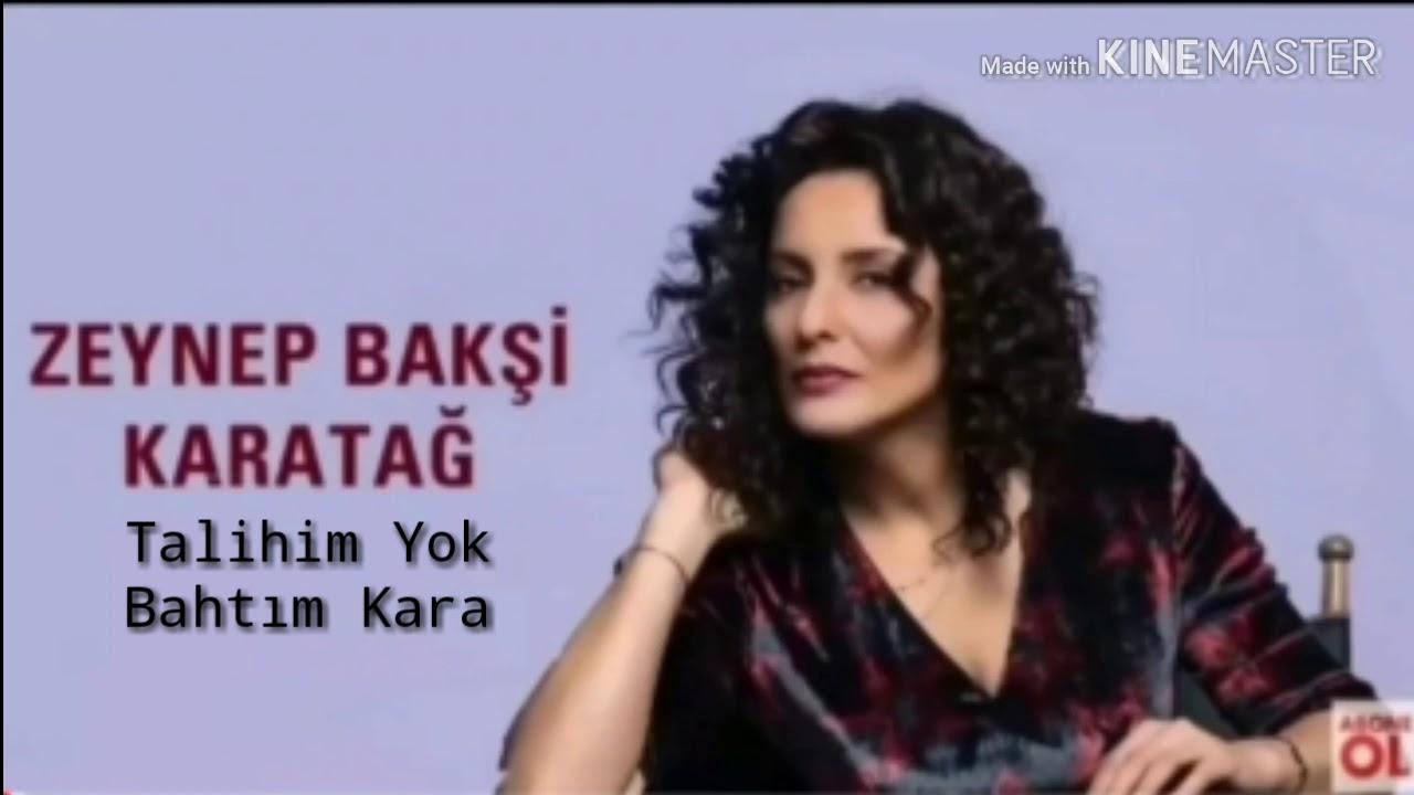 Talihim Yok Bahtım Kara | ZBK