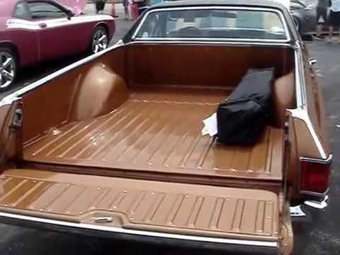 1972 CHEVY EL CAMINO SS - POWERFUL HALF CAR, HALF TRUCK ...
