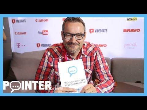 Christoph Krachten im Pointer-Freundebuch