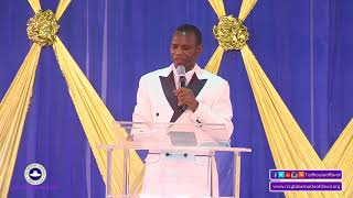He is Still in Charge   Pastor Peter Olawale - Decmeber 2017 Thanksgiving Service