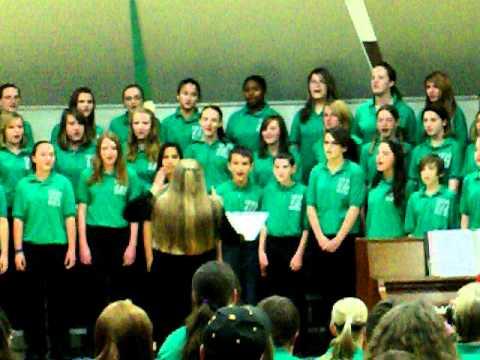 James Williams Middle School Chorus