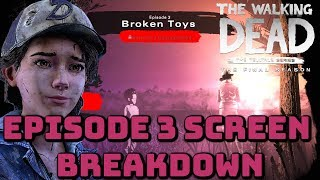 """The Walking Dead:Season 4 Episode 3 """"Broken Toys"""" Screen Breakdown - The Final Season"""