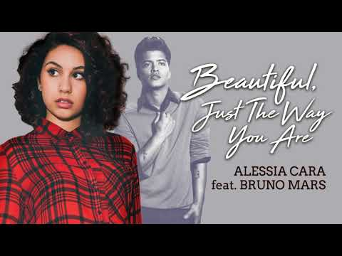Beautiful, Just The Way You Are (Alessia Cara & Bruno Mars) MASHUP