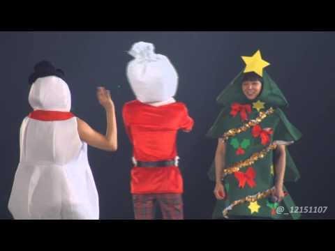 141224 JYJ concert in Fukuoka - Talk
