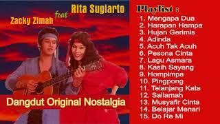 Rita Sugiarto feat Zacky Zimah - Dangdut Original Full Album