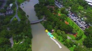 Chatuchak park Drone footage//チャトチャックパーク ドローン空撮//สวนจตุจักร  DJI Phantom3