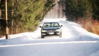 Karjalainen Koeajaa - Uusi BMW 5-sarja
