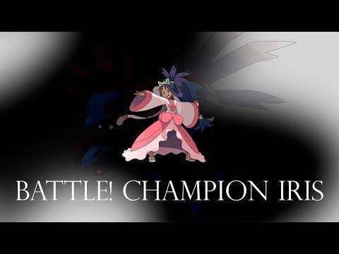 Battle! Champion Iris - Remix Cover (Pokémon Black 2 and White 2)