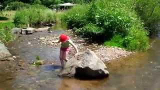 TripTipp - Ausflug und Ausflugsziele mit Kinder - Zeller Bachsteig / Wasserpfad Sulzbachtal