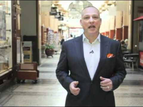 Insiders Tour of Melbourne by InterContinental Melbourne The Rialto Chef Concierge James Ridenour
