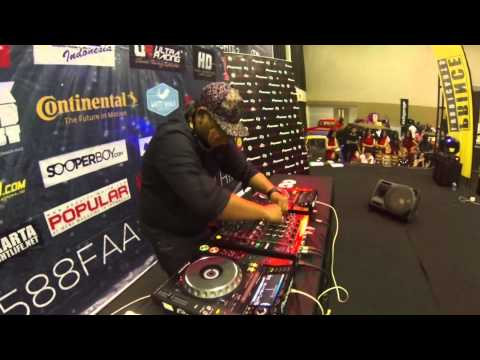 DJ G-Vaw Battle Performance