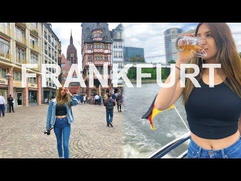 FRANKFURT BABY | GERMANY VLOG