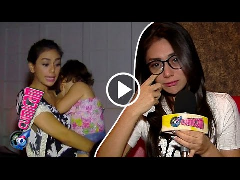 Curhat Soal Anak, Celine Titihkan Air Mata - Cumicam 17 Agustus 2016