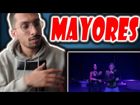 Becky G, Bad Bunny - Mayores (Official Video) ft. Bad Bunny | REACTION