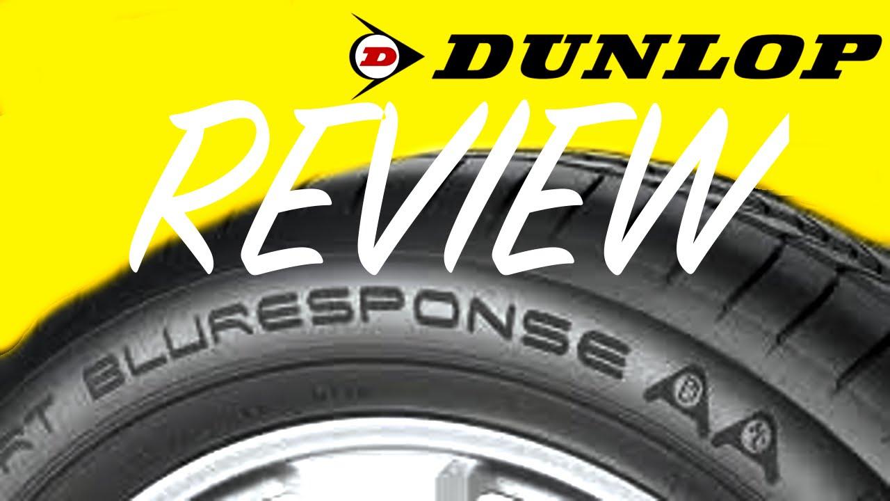 honest dunlop sport bluresponse tyre review youtube. Black Bedroom Furniture Sets. Home Design Ideas