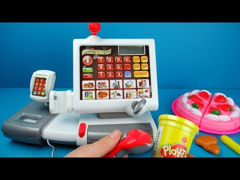 Electronic Toy Cash Register from Klein Toys | Toy Unboxing and Review