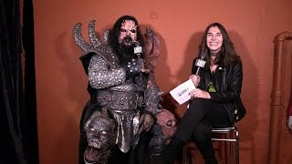 Interview with Lordi