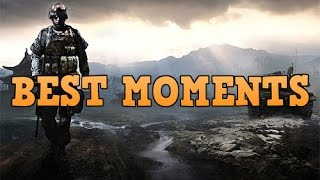 "BATTLEFIELD 3 ""BEST MOMENTS"" MONTAGE - By Coolix 
