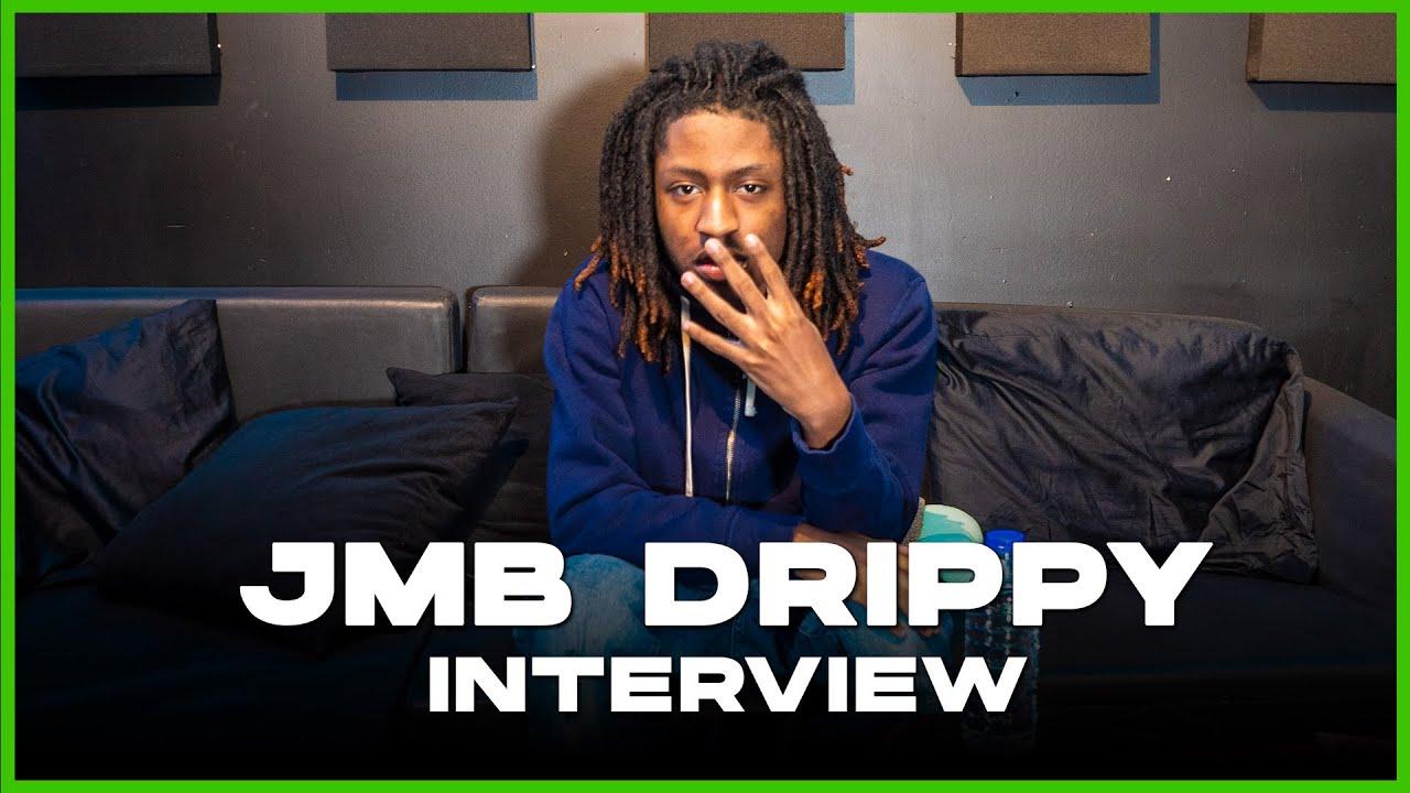 Download JMB Drippy Interview   ONZMTL