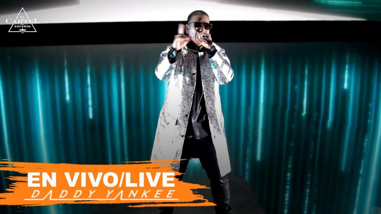 Daddy Yankee, Anuel AA, Kendo Kaponi & Sisqo - Don Don En Vivo Latin Billboards 2020