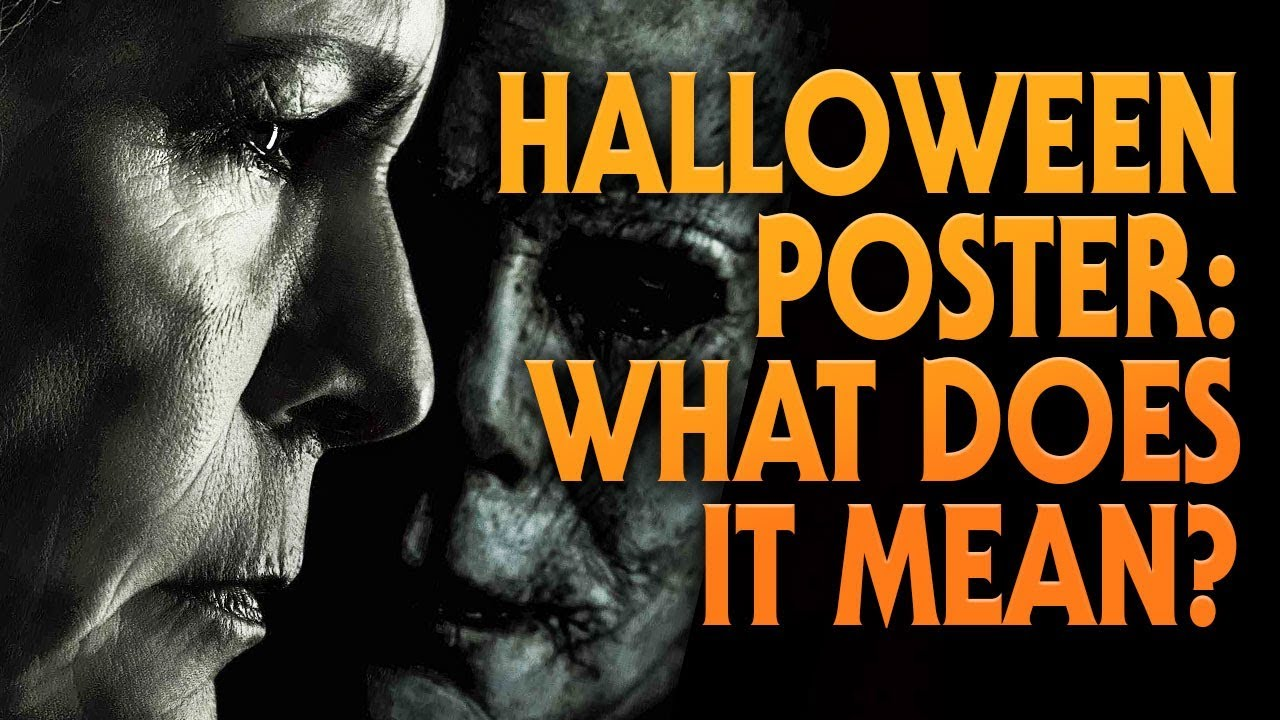 Halloween (2018) Trailer 2 Coming Today | Poster Meaning | Face Your Fate