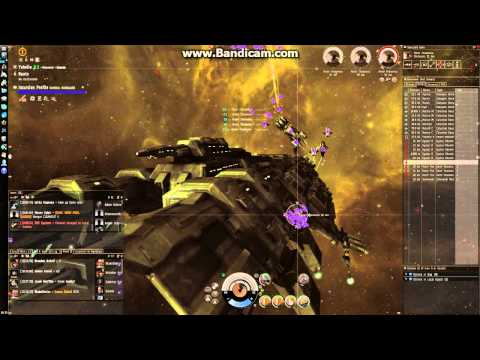 Eve online - Nation mining colony incursion site