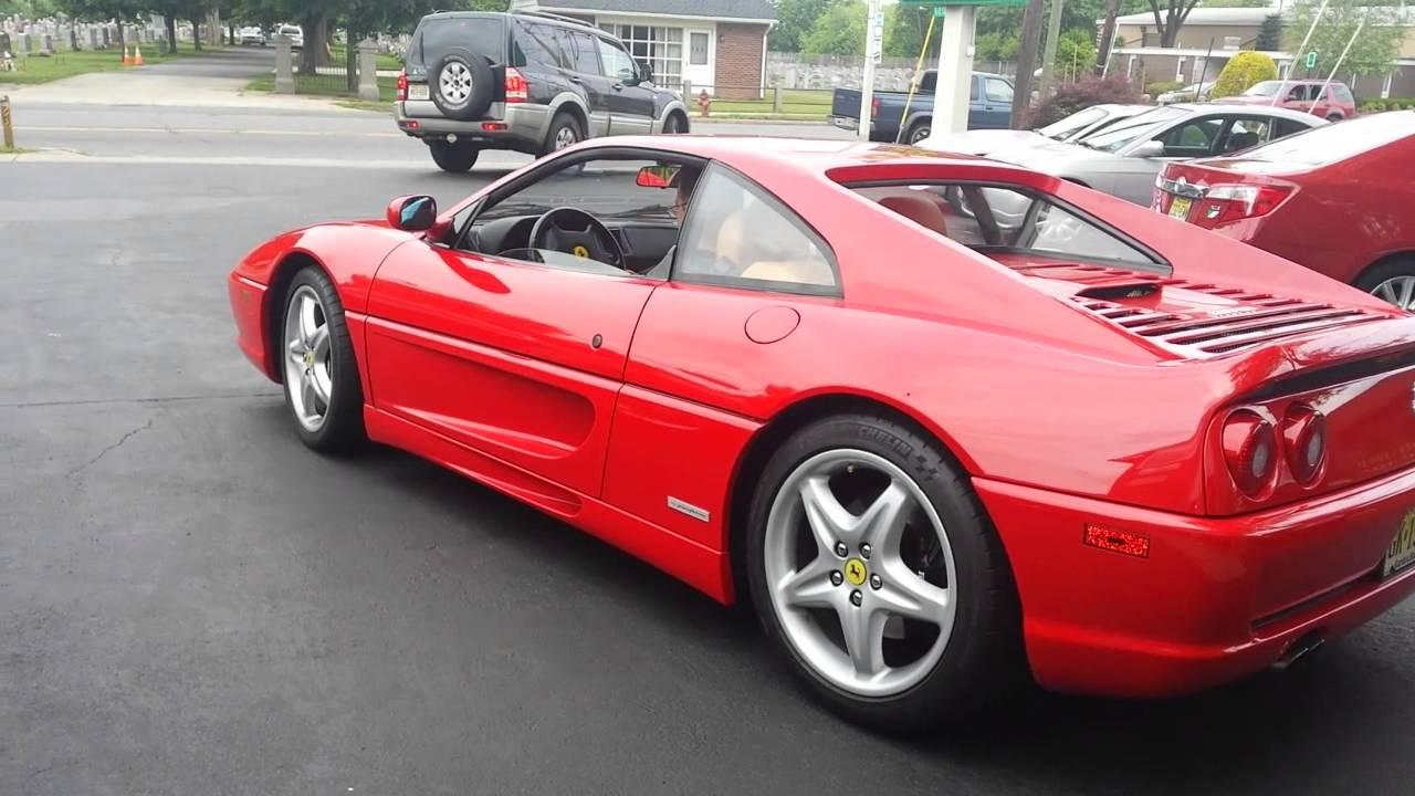1995 Ferrari F355 Berlinetta Youtube