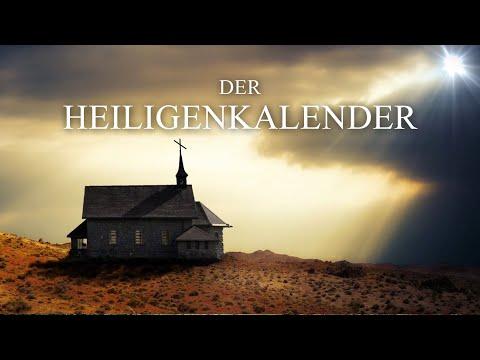DER HEILIGENKALENDER von Dr. Peter Kneissl