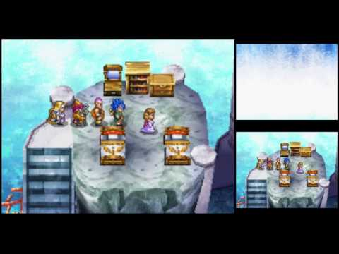 Dragon Quest VI [DS] (Commentary) #067, Undersea Exploration: Poseidon's Palace