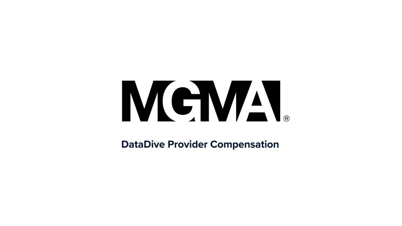 Physician and Provider Compensation Data