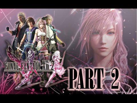 Final Fantasy XIII-2 Part 2 Japanese Audio English Subs Walkthrough