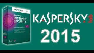 Descargar E Instalar Kaspersky Internet Security 2015