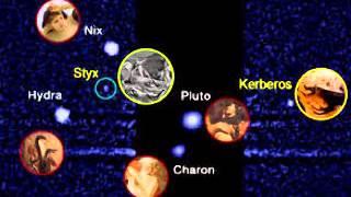 星空の招待席!・・冥王星の衛星命名!