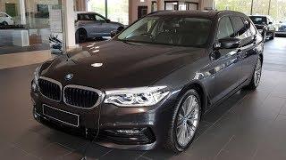 2018 BMW 520d Touring Sport Line | -[BMW.view]-