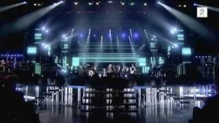 Dybdahl/Ottesen/Ida Maria/Zetlitz - The Sun Always Shine On T.V. [Live] thumbnail