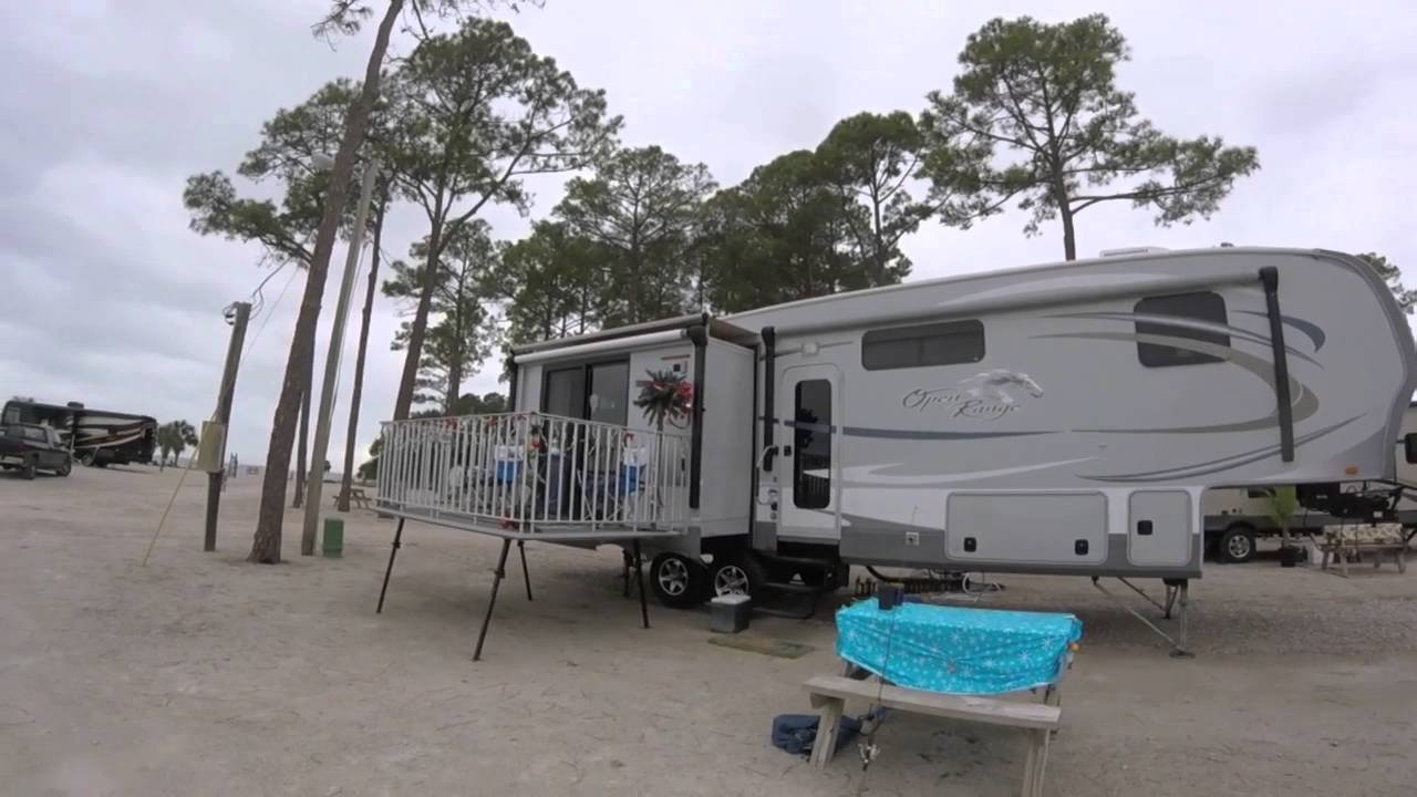 Rv Lady Season 4 Episode 11 Fifth Wheeler With Deck